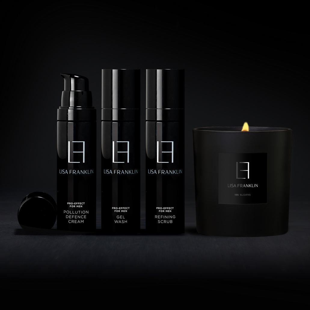 for men - Men's skin, whilst similar to Women's has different concerns. Although Male skin is thicker and pretty resistant it undergoes a significant amount stress as a result of shaving. Additionally environmental pollutants attribute to increased irritation, sensitivity and disruption to skin barrier function, which acts as the body's first line of defence. Testosterone is also responsible for increased oil production, yet the surface of a man's skin tends to be much drier due to its thickness and reduced levels of natural moisture. Beard growth can also cause problems with in-grown hairs and irritation.The Pro-Effect for Men products have been carefully developed to purify the skin and facial hair and control excess sebum, increase hydration to aid long-term skin health to reduce and limit the visible signs of ageing.