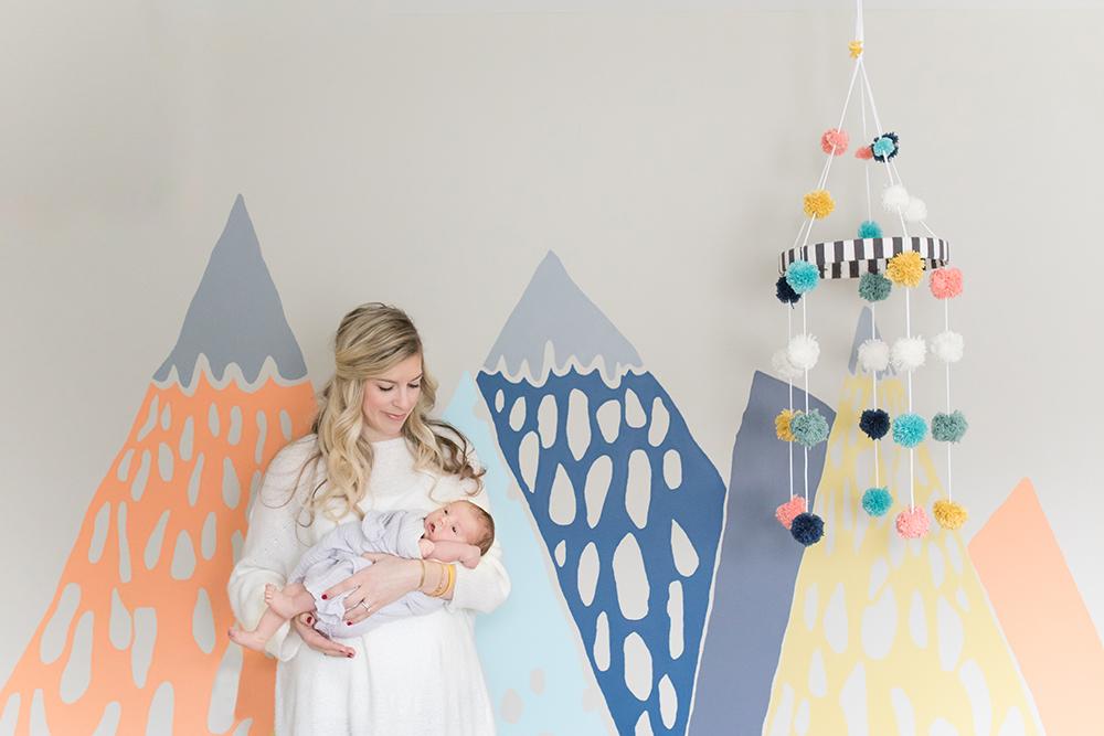 charlotte newborn photography - briggs parker