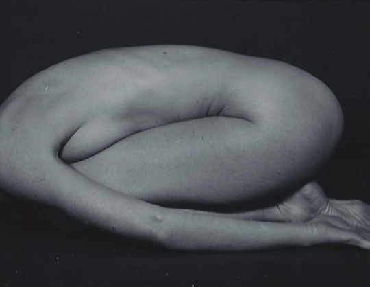 Egg , 1989  Gelatin silver photograph.   7 15/16 x 9 15/16 inches