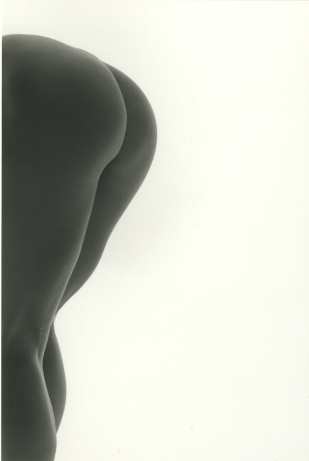 Trace , 1983  Gelatin silver photograph on mount.   7 x 4 5/8  inches