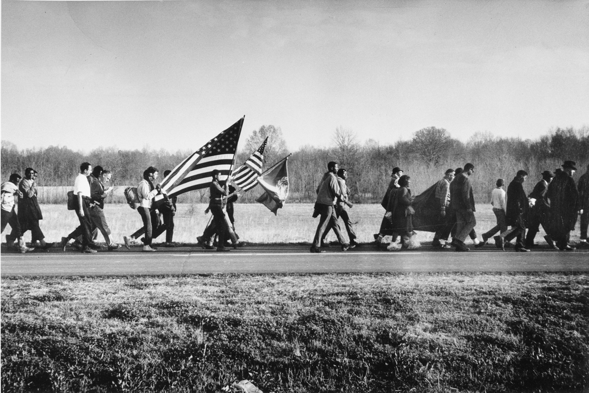 32 On The Road, Selma March 1965.jpg