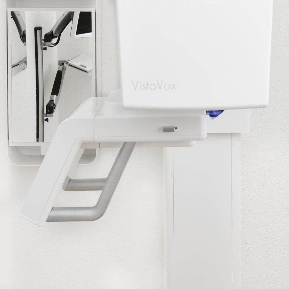 VistaVox 3 D Scanner