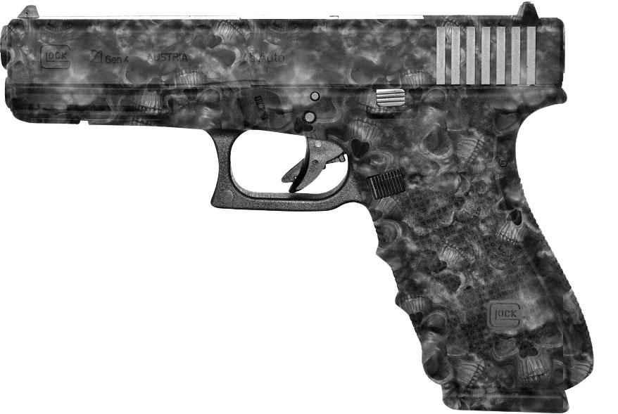 Glock_45_Skulls