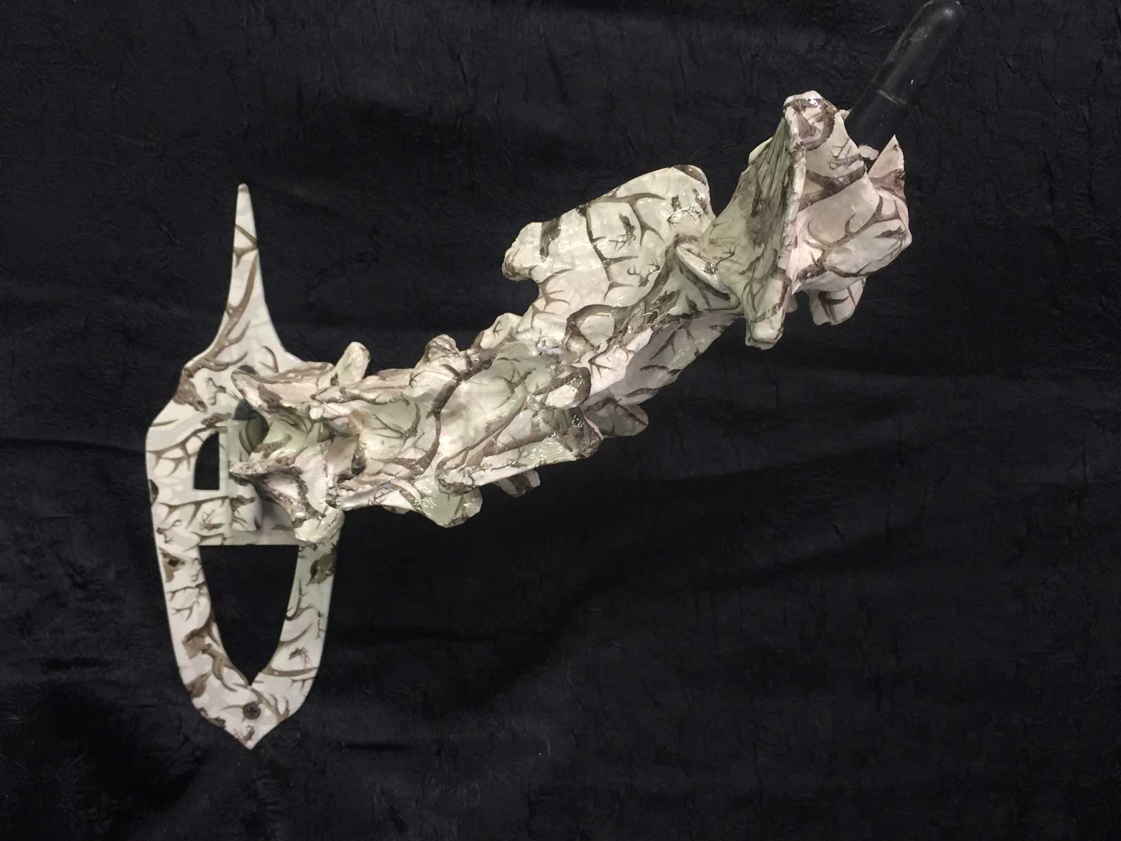 Hydro Dipped Spine Mount