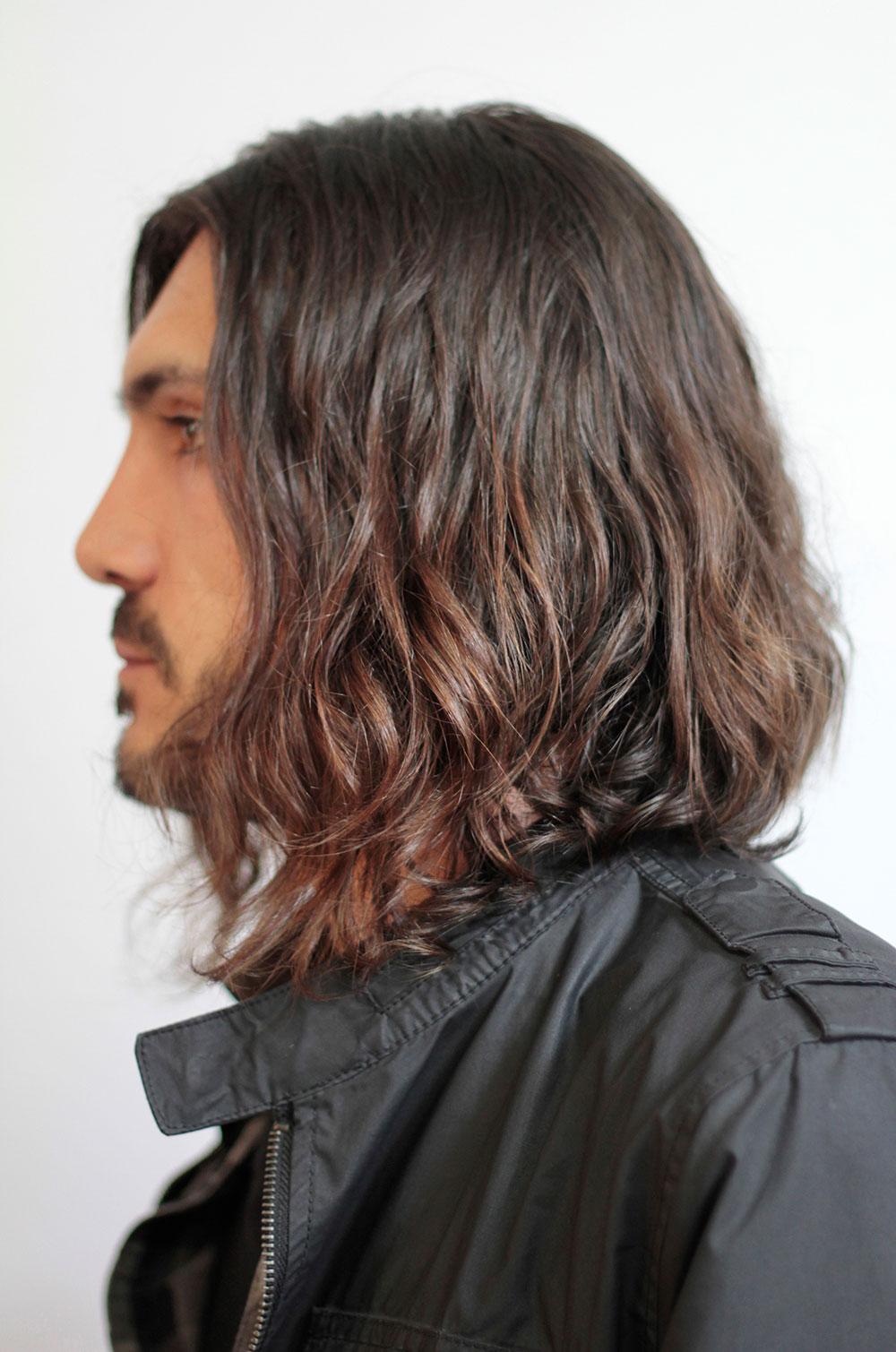 Men's hair by Morphic