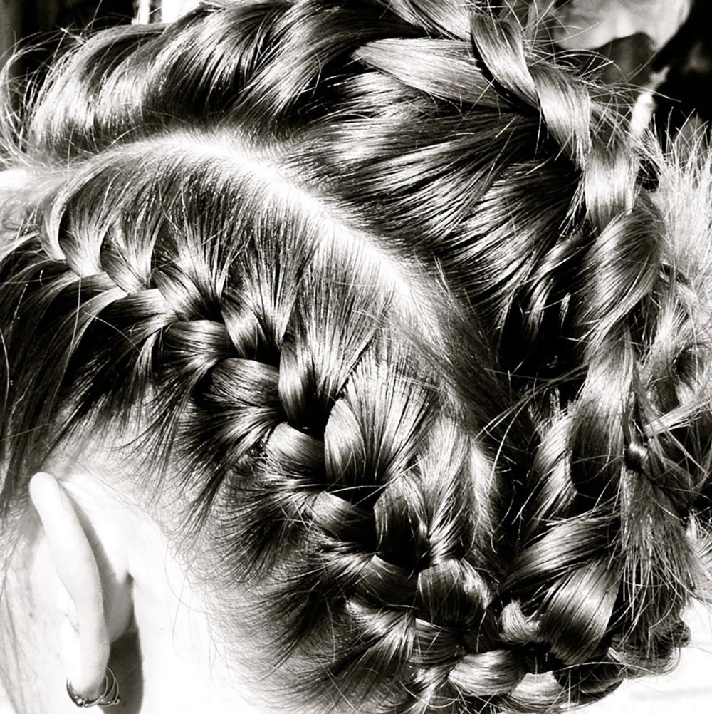 Braids by Morphic