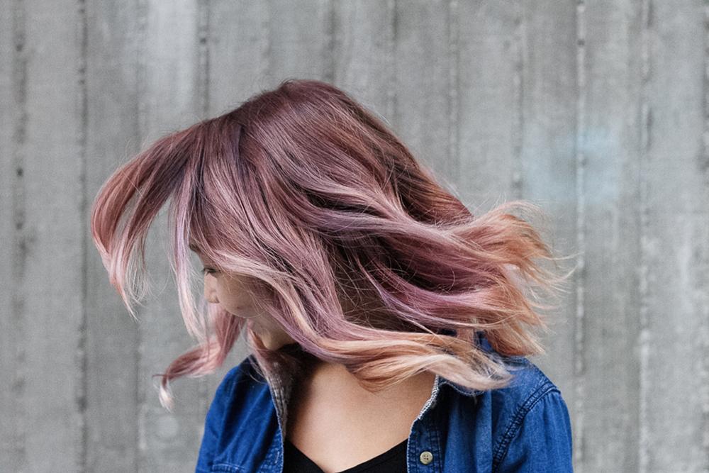 Chroma hair by Morphic