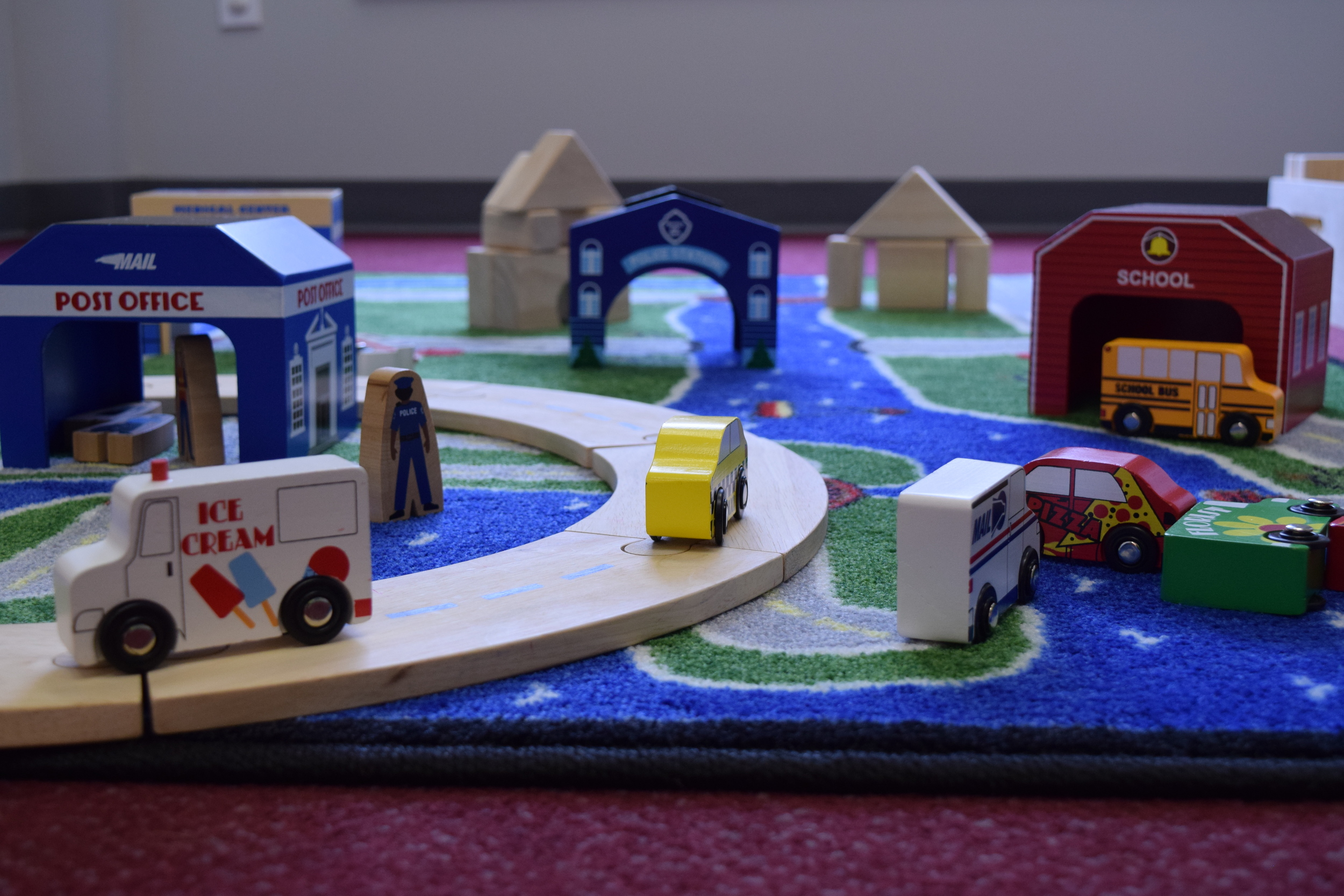 Build a City Room