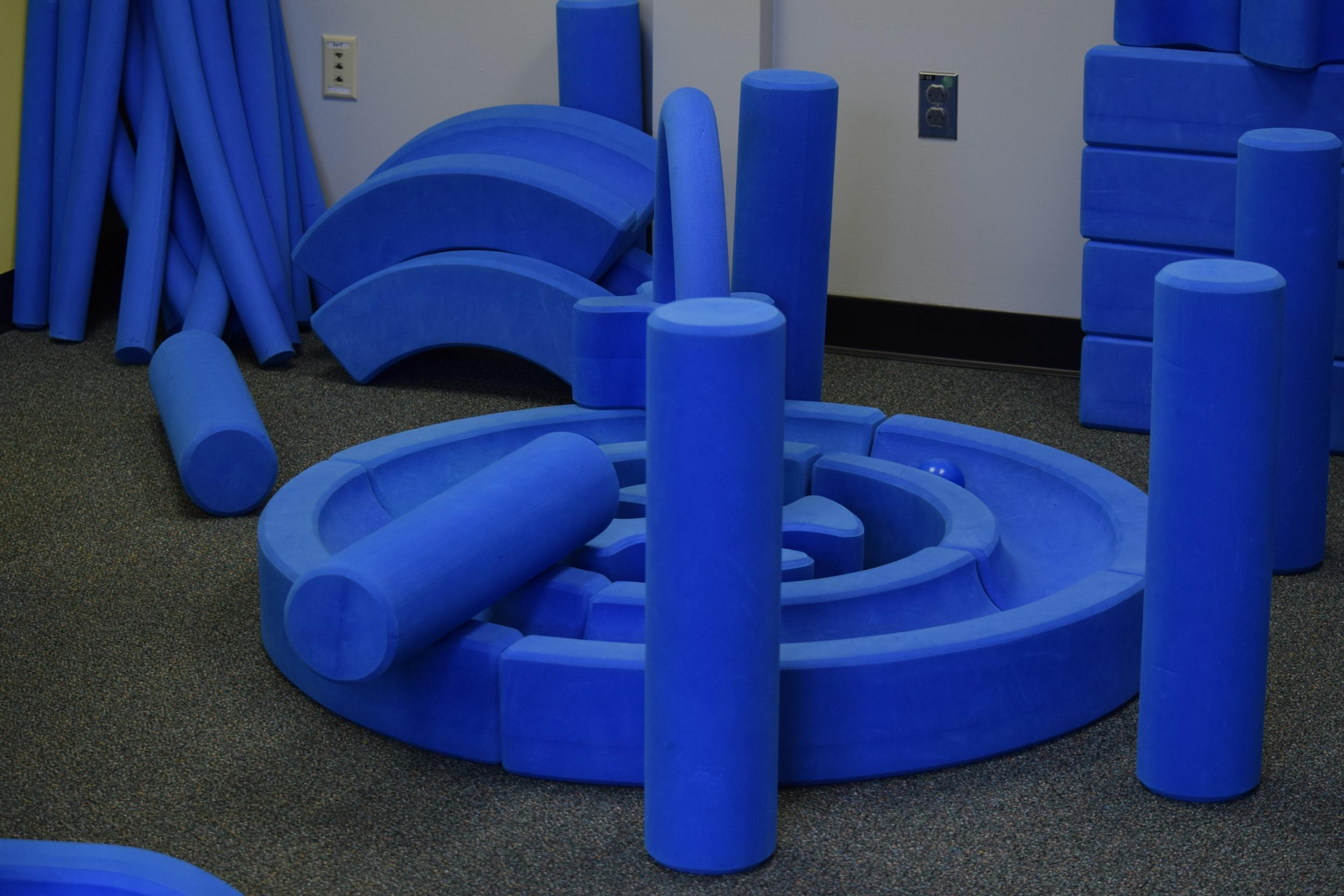 Imagination Playground Room