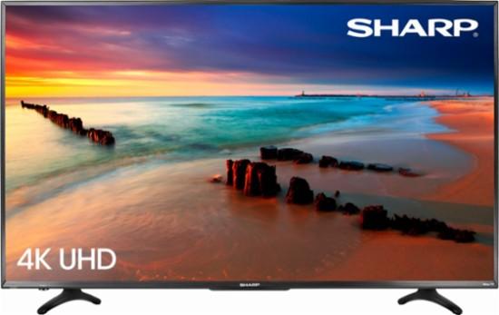 "55"" Smart TV - Brand new Sharp - 55"