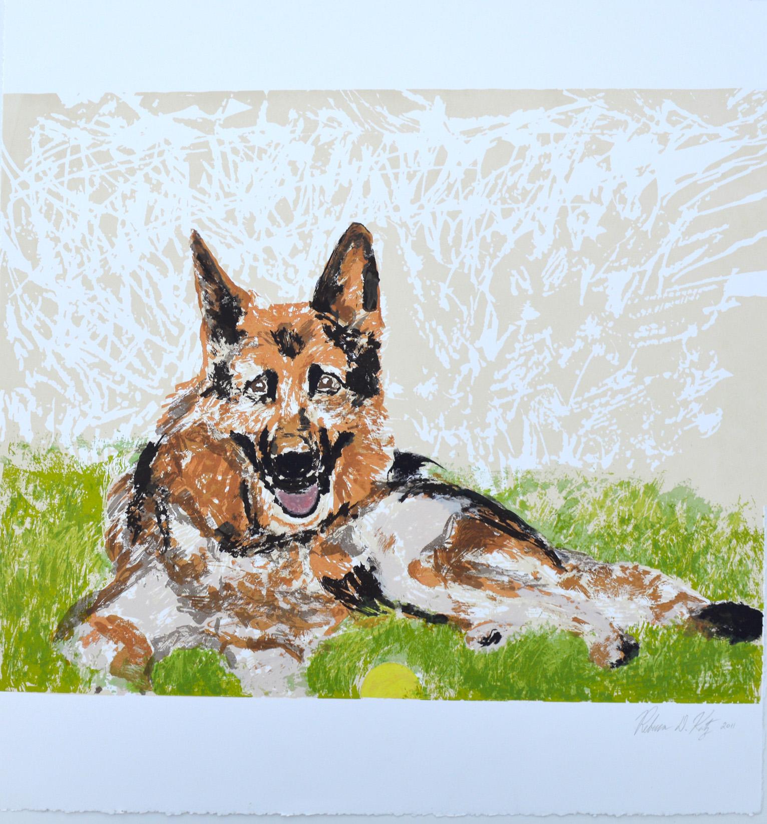 Issa's Dog, Gunny