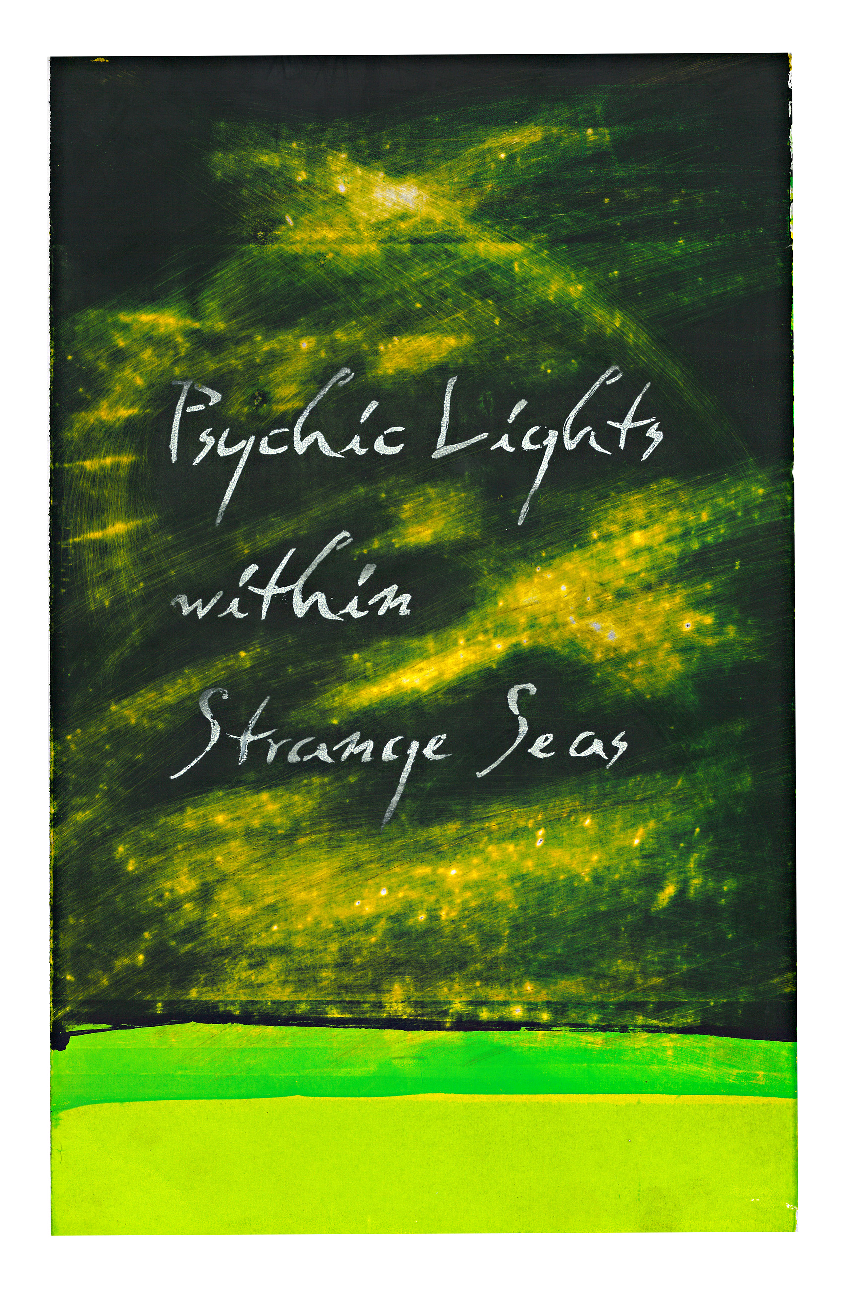 Psychic Lights within Strange Seas