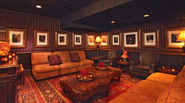 Image of The Divinity Room, courtesy of the House of Blues website.