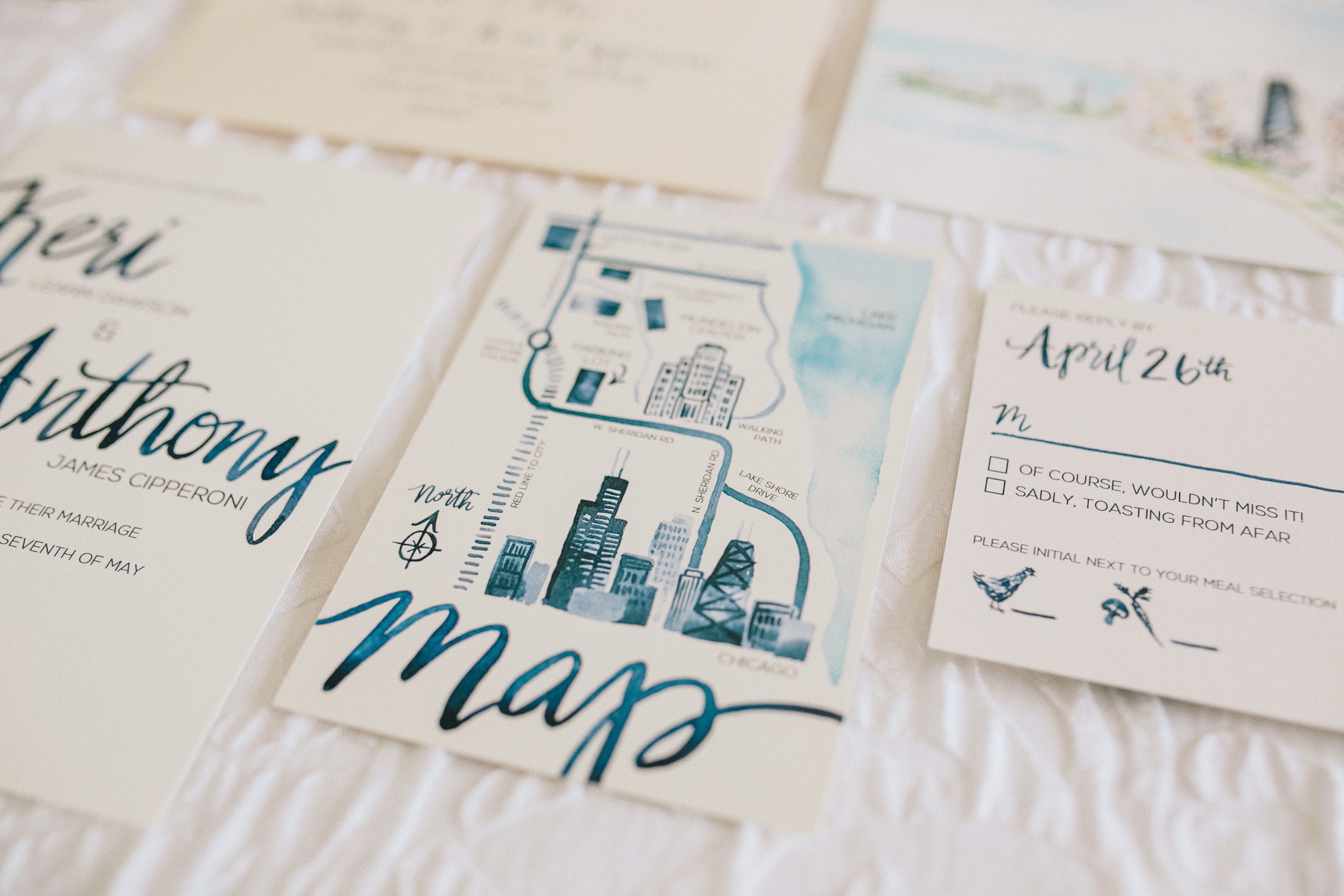 Photos by This Is Feeling. Stationery by EJD Design.