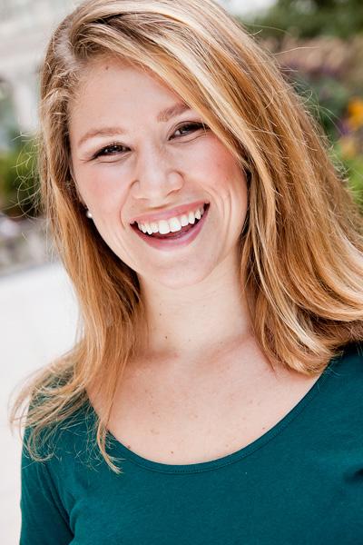 Tara Alperin Artistic Director for NunaMaana Immersive Dance Theatre in Austin TX