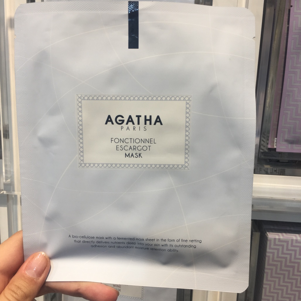 AGATHA Fonctionnel Escargot Mask