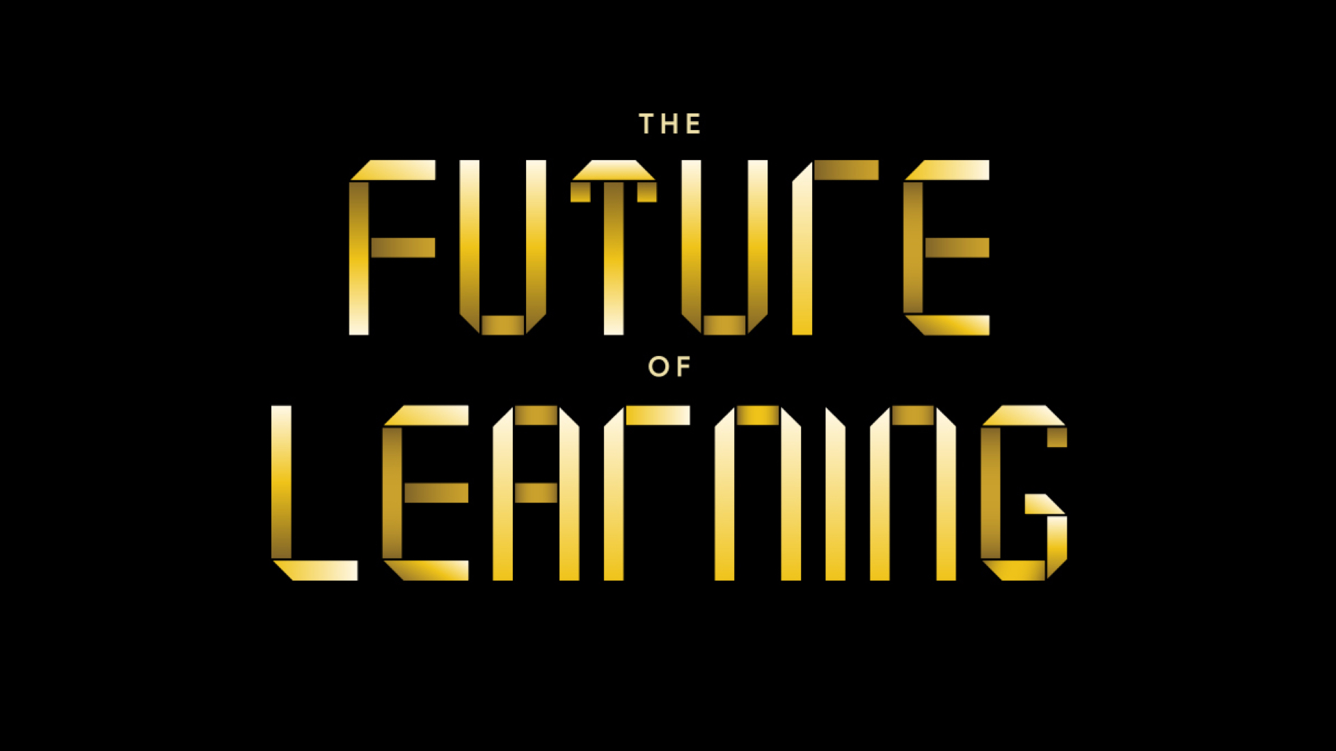 The Future of Learning Deck -