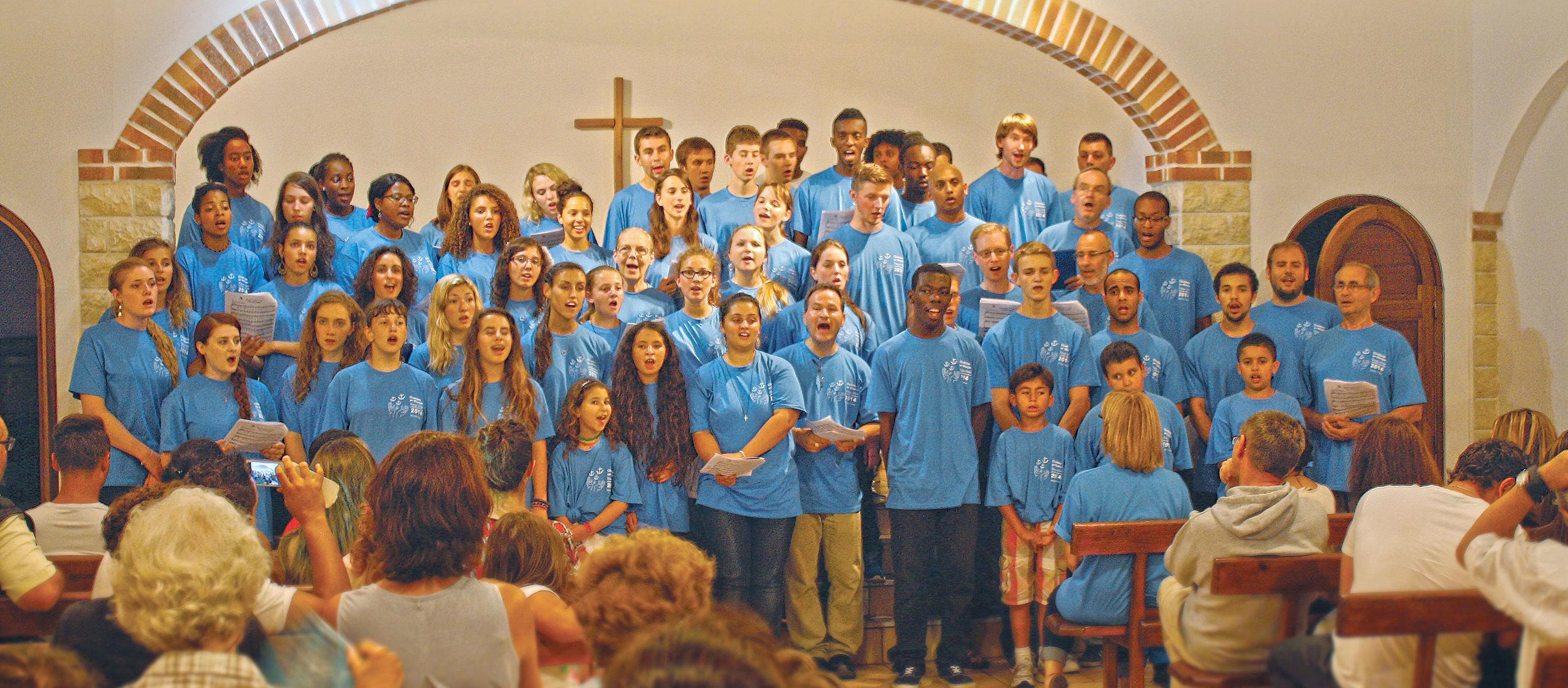 Chrétiens en Mission stage d'été  CEM été