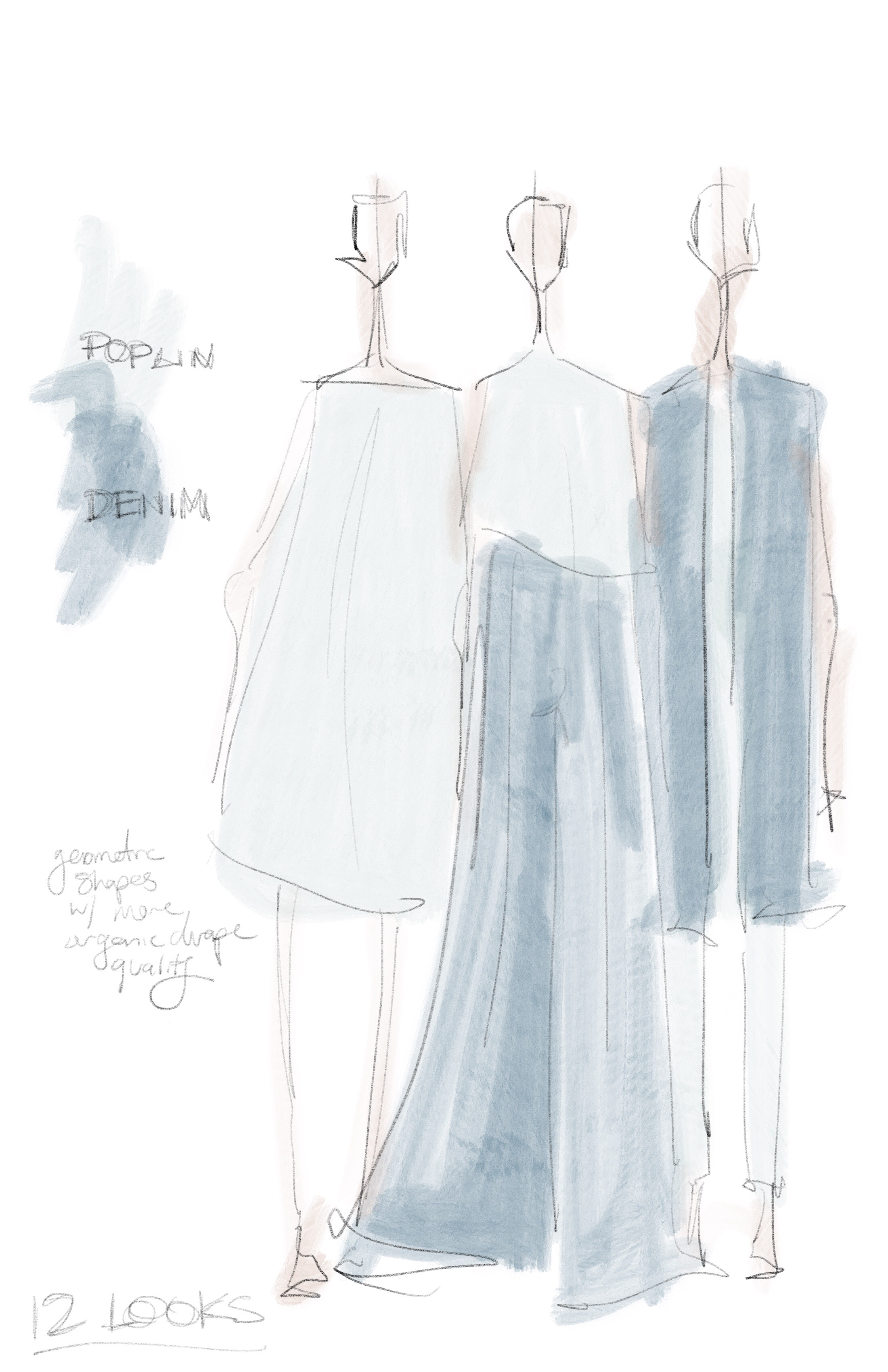 Denim study - see more  here