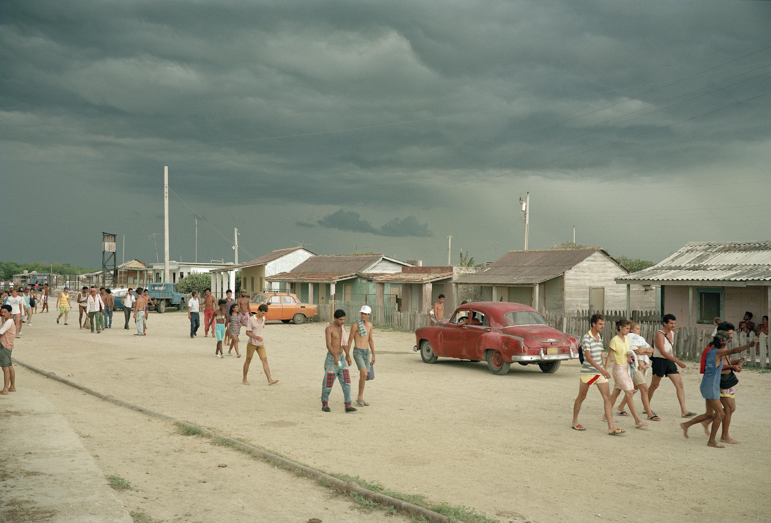 Ferry-La Boca, Cuba