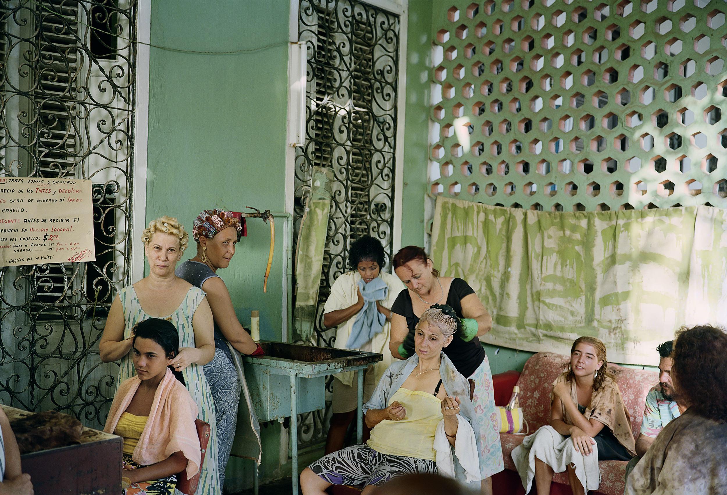 Beauty Salon Vedado, Havana
