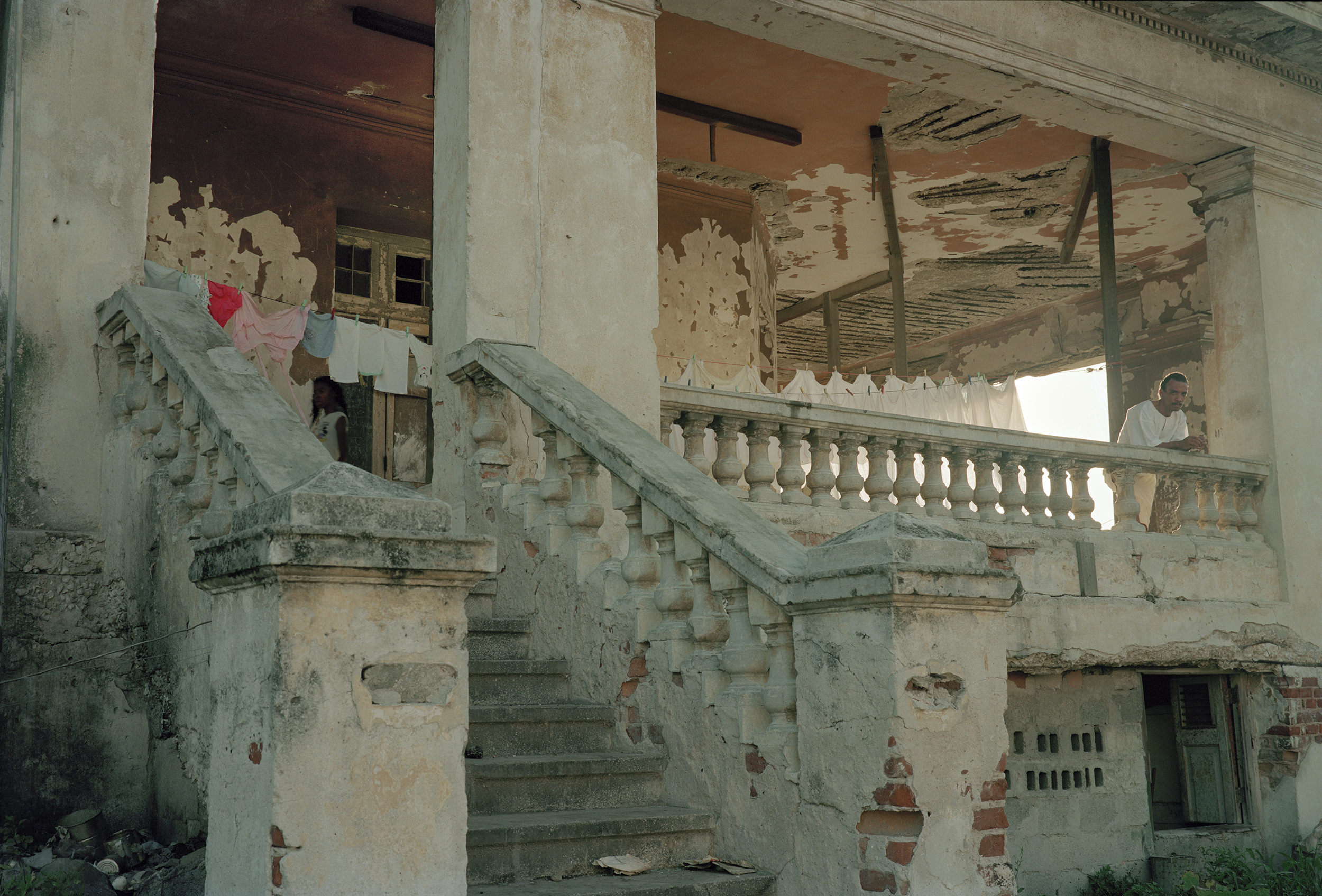 Residential Building-Vedado, Cuba
