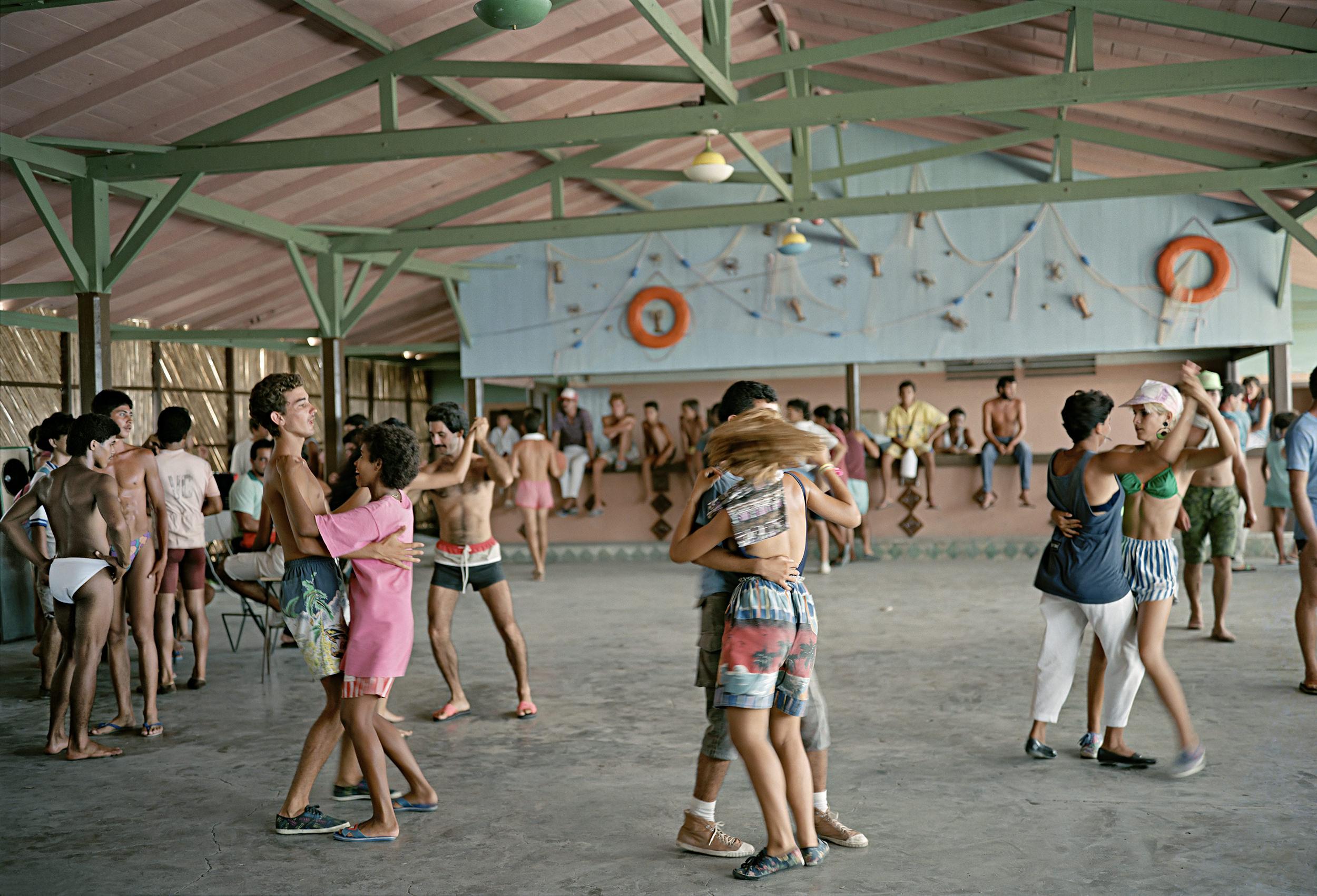Dancing, Isabela de Sagua