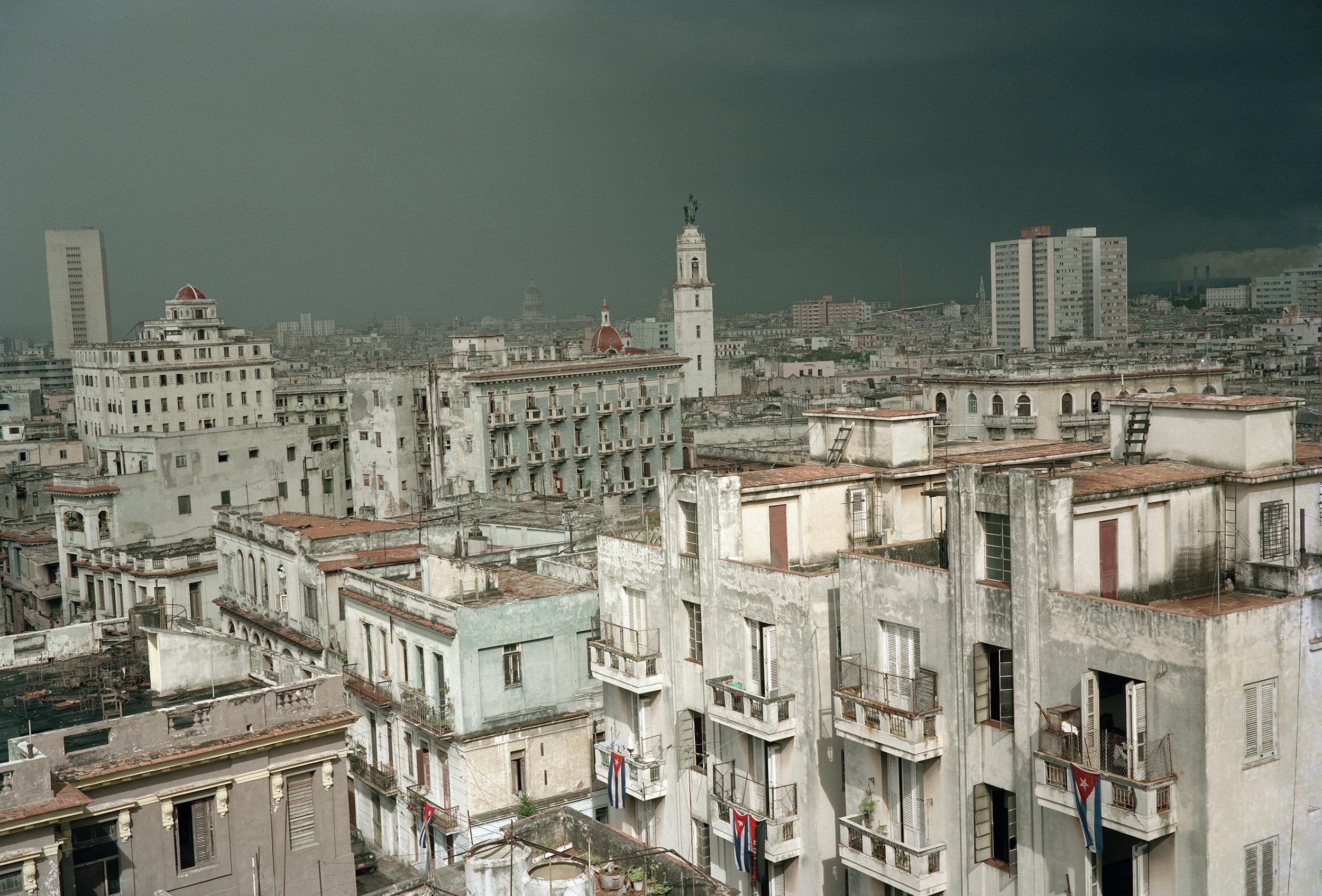 View on July 26-Havana, Cuba