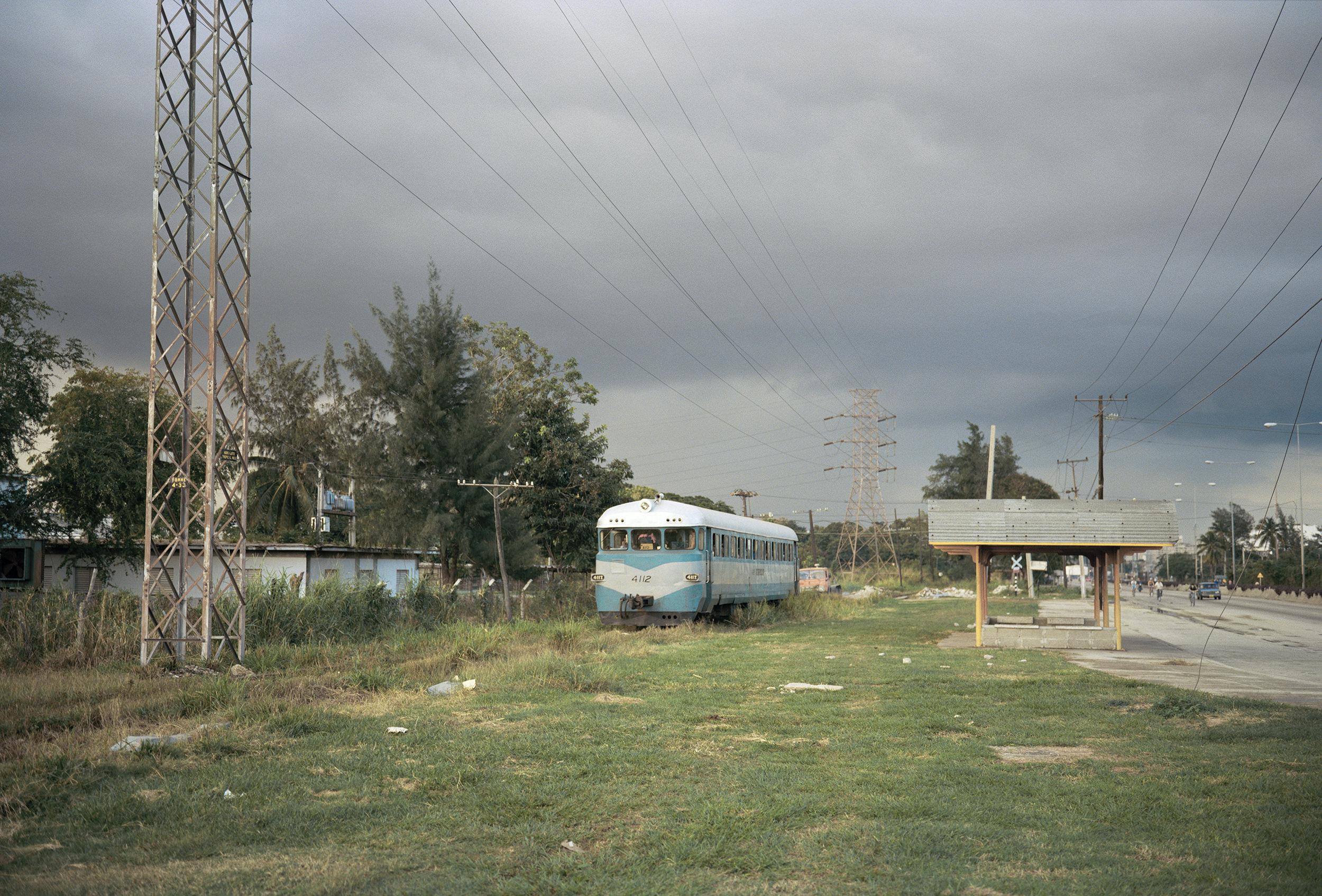TrainTracks-Havana, Cuba