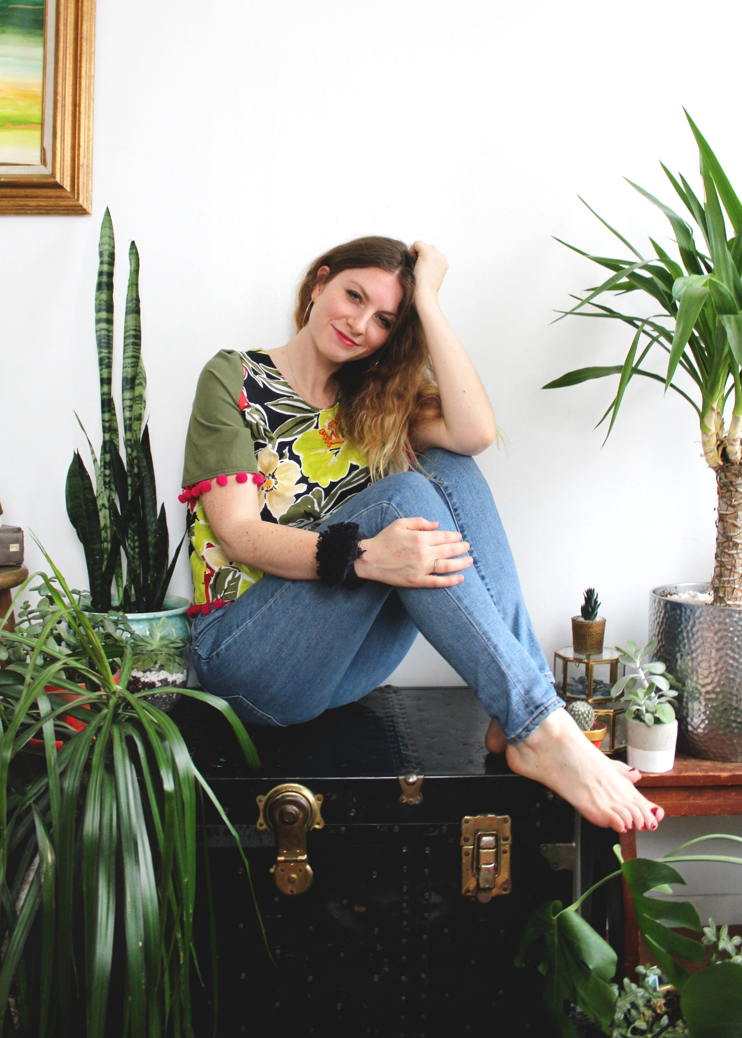 Kerry Ann Stokes Designer Brooklyn NY | Home Decor Apartment Boho Living Williamsburg
