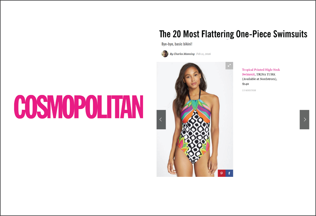 Cosmopolitan, February 2016