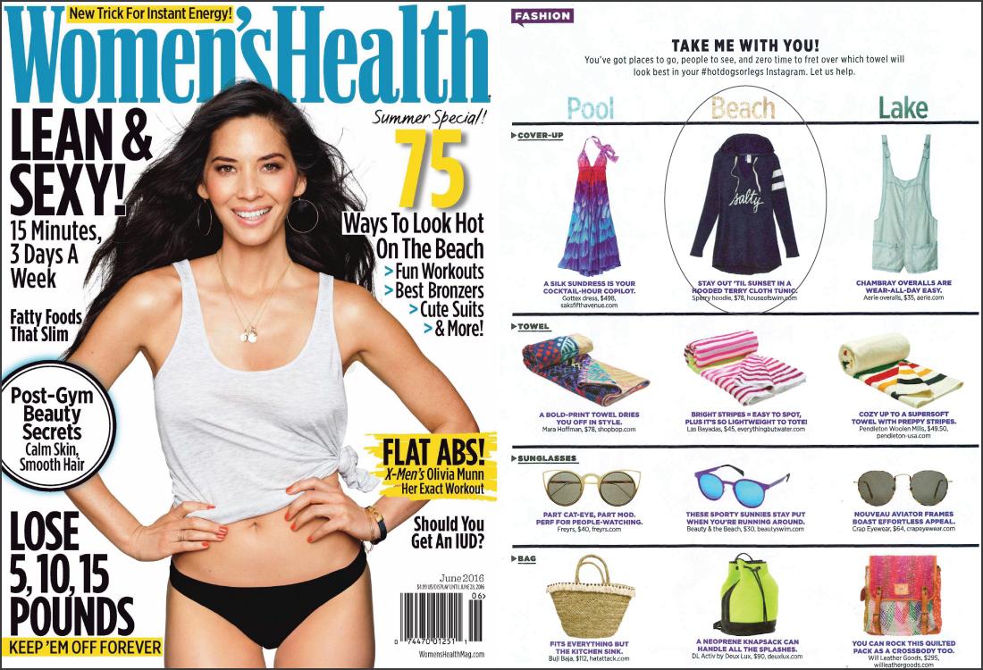Women's Health, June 2016