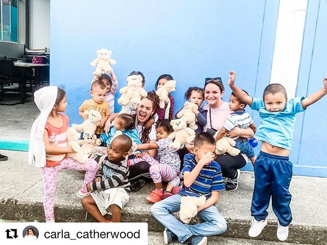 From the bottom of our hearts, thank you to @carla_catherwood and @nelly_kate for coming down to Colombia 🇨🇴 and visiting several of the orphanages and children we support through Soul Dancers💜 Making a difference in these littles' lives through dance is our mission and we are so grateful you came to share your heart with us🙏🏻 Until next time...... . #Repost @carla_catherwood with @get_repost ・・・ ✨✨ If there's one thing I know for sure it's that... LOVE IS UNIVERSAL ✨✨ Yesterday I visited along side @souldancerscharity and my dear friend @nelly_kate an orphanage here in Medellín, Columbia where soul dancers offers free dance classes. (More on the dancers and classes  later!) When I first heard about these beautiful children my husband and I couldn't help but think who cuddles them at night or comforts them if they are lonely or upset. I know that the sisters and workers here do an amazing job! But there are only so many of them! And sometimes... kids just want a stuffy or teddy bear to call their own. So the mother in me was on a mission to get these little ninias and ninios (the little children) a teddy to call their own. So Kate, myself and our good friend @majoreyes_11 went to find them!  The children were thrilled! We played with them, hugged them, ran around with them and so much more! One of the sweet little girls (probably 2!) sat and brushed my hair for probably 15 mins! It was the cutest!  This is the first of many posts I will be sharing with you all on this journey. If you're interested in supporting @souldancerscharity And give the gift of dance to impoverished children... stay tuned. Until then. I hope you enjoy the pictures and happy faces!