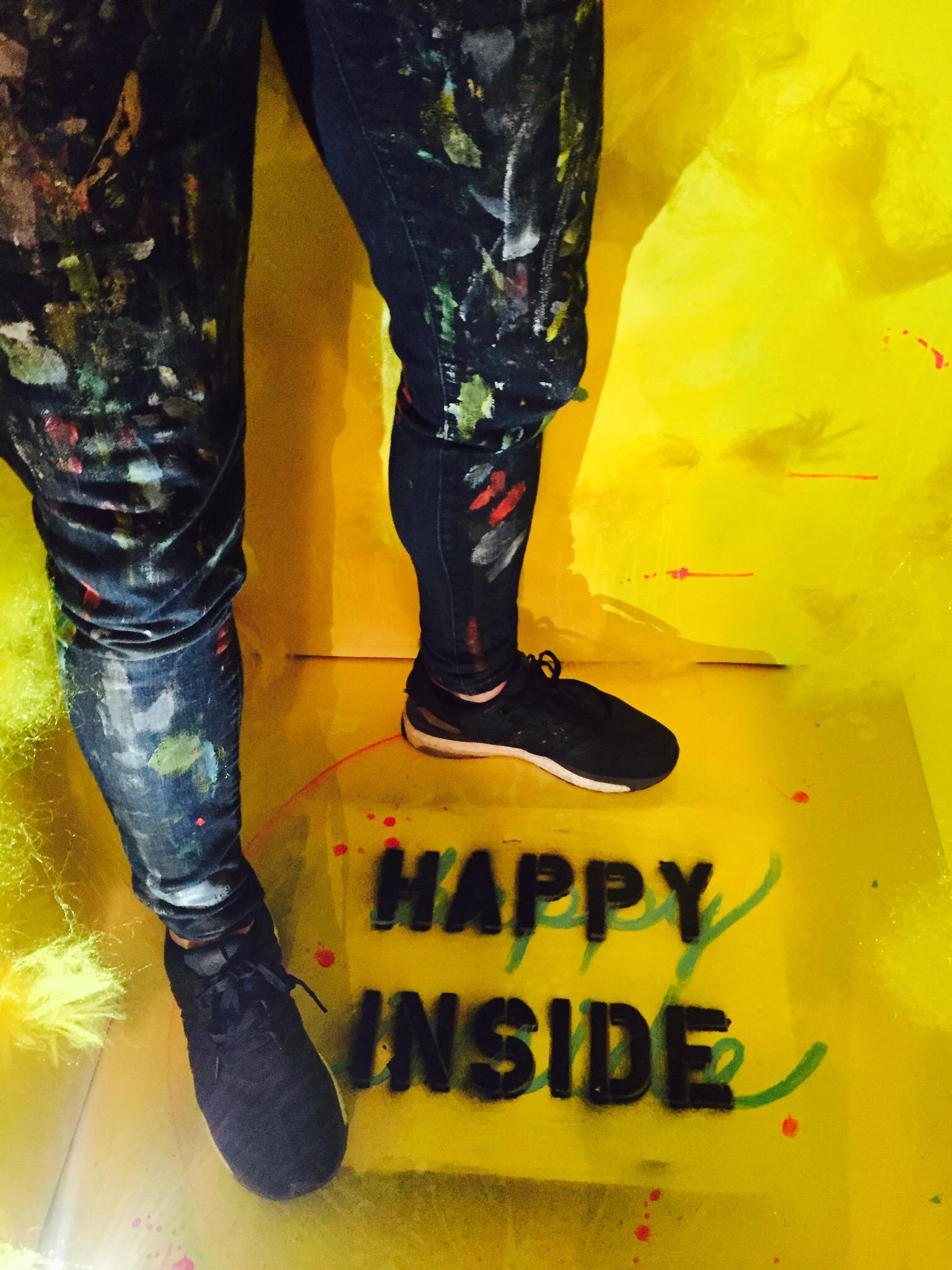 Happy Inside - enough said
