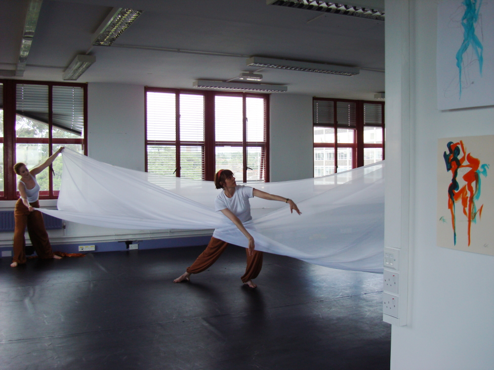 The mountain dance rehearsal spiralarts and drawings tracyburgess.JPG