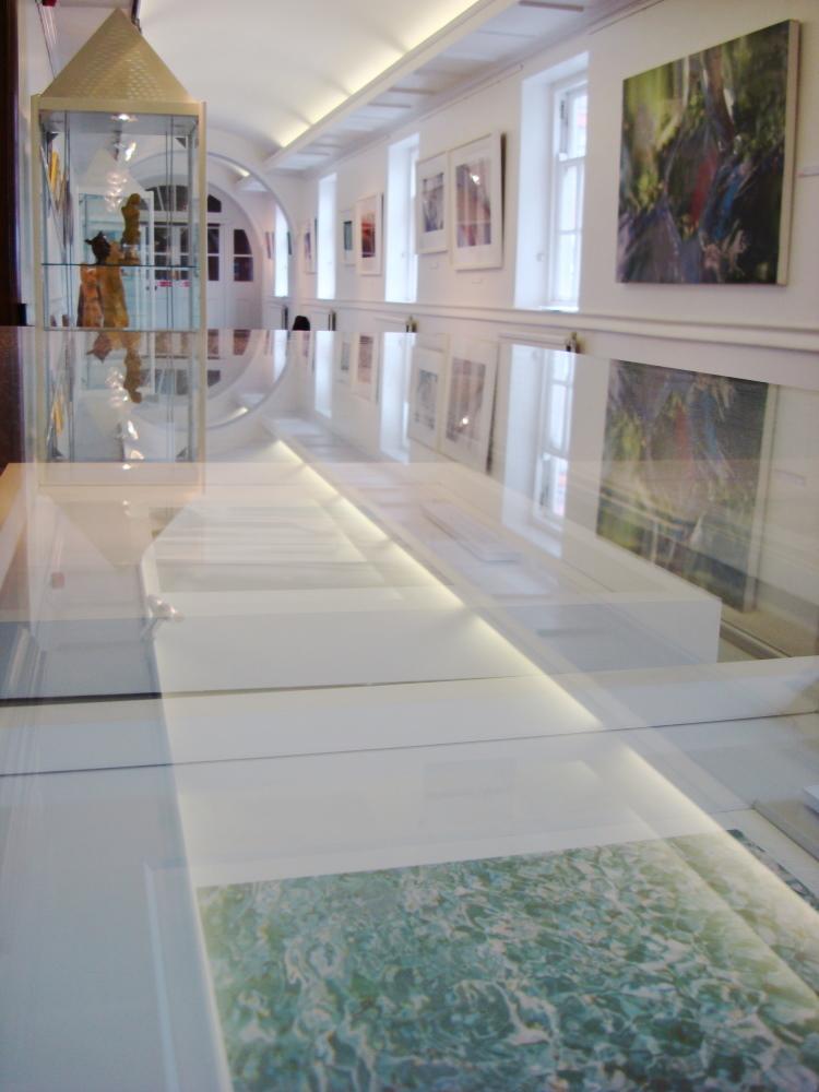 The chelsea gallery victoria white retrospective exhibition.JPG
