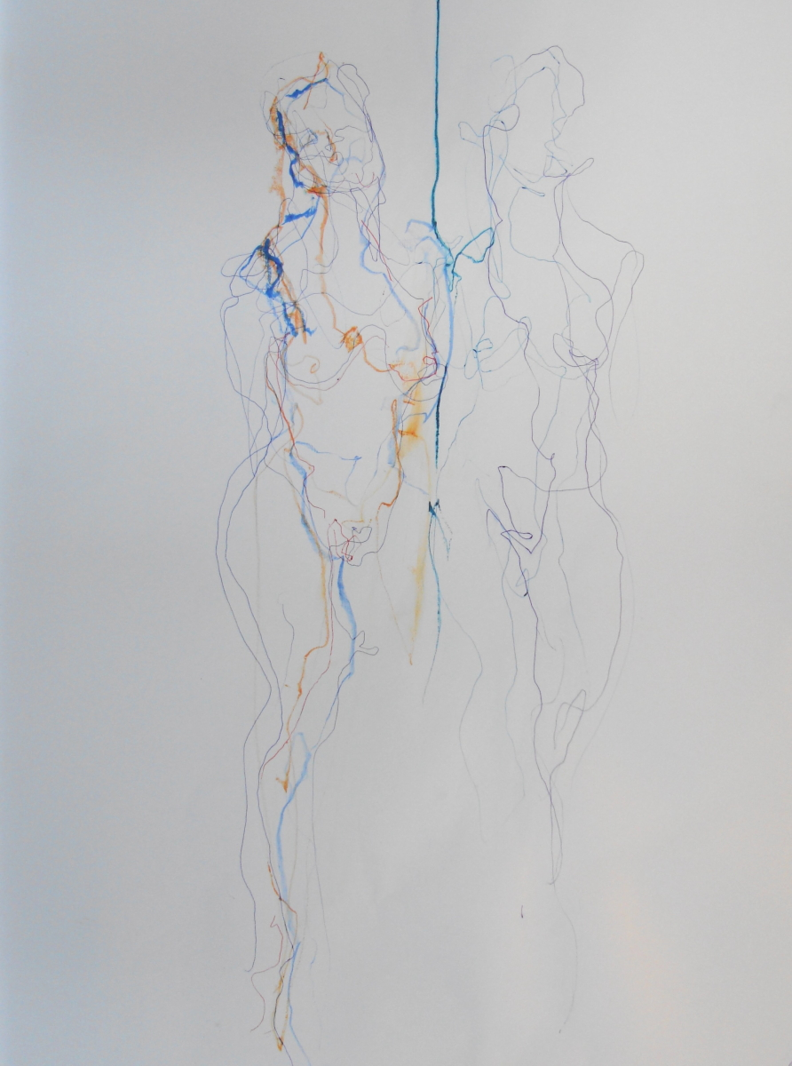 Tracy Burgess - MIRROR -  mixed media on paper on Paper.jpg