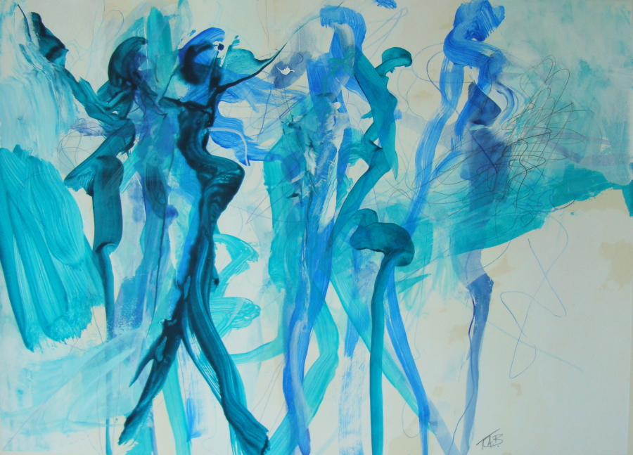 Tracy Burgess - THE MOUNTAIN DANCE  SpiralArts   Drawing 1.jpg
