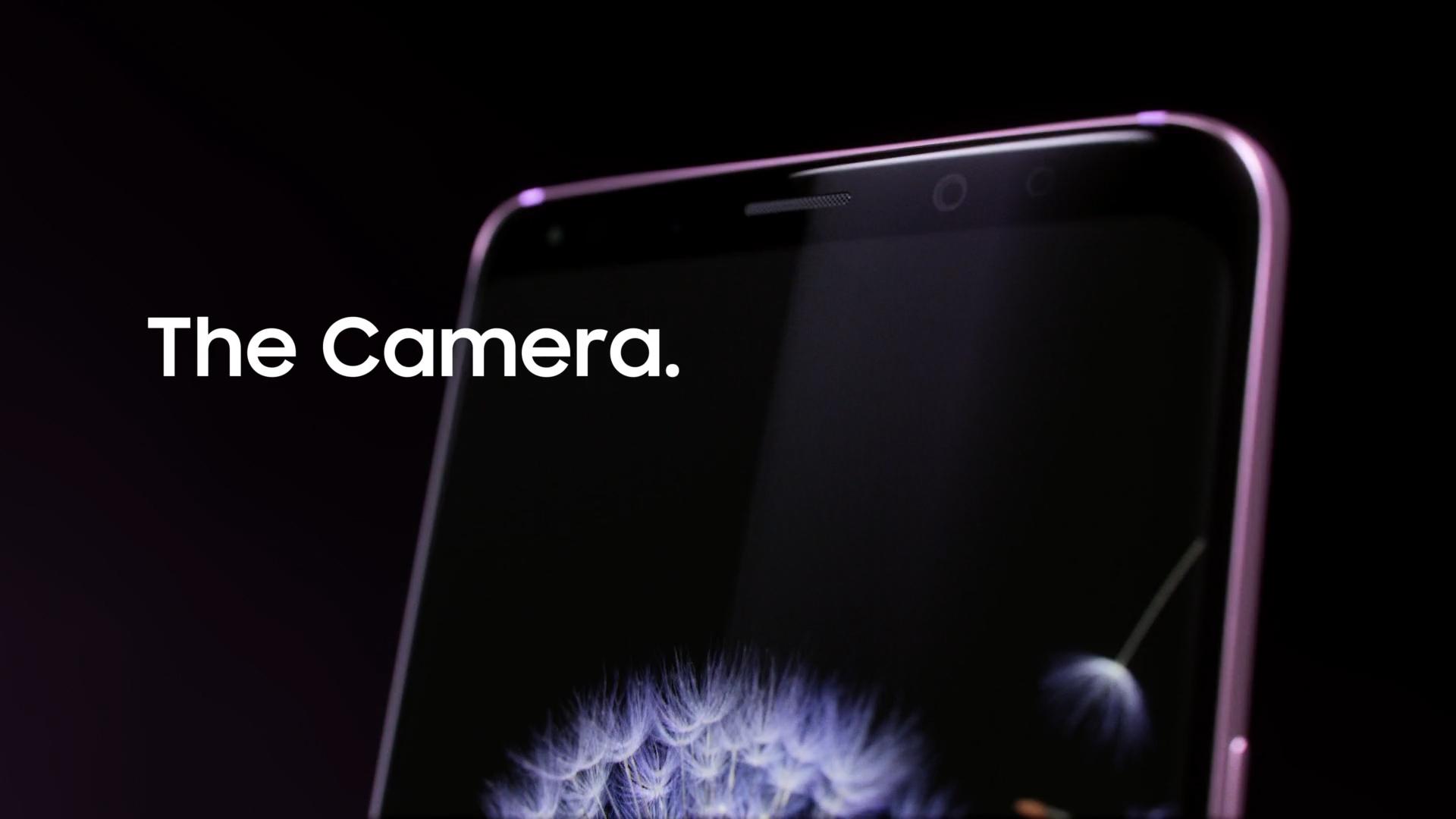 Houdini work on Samsung Galaxy S9 intro 2