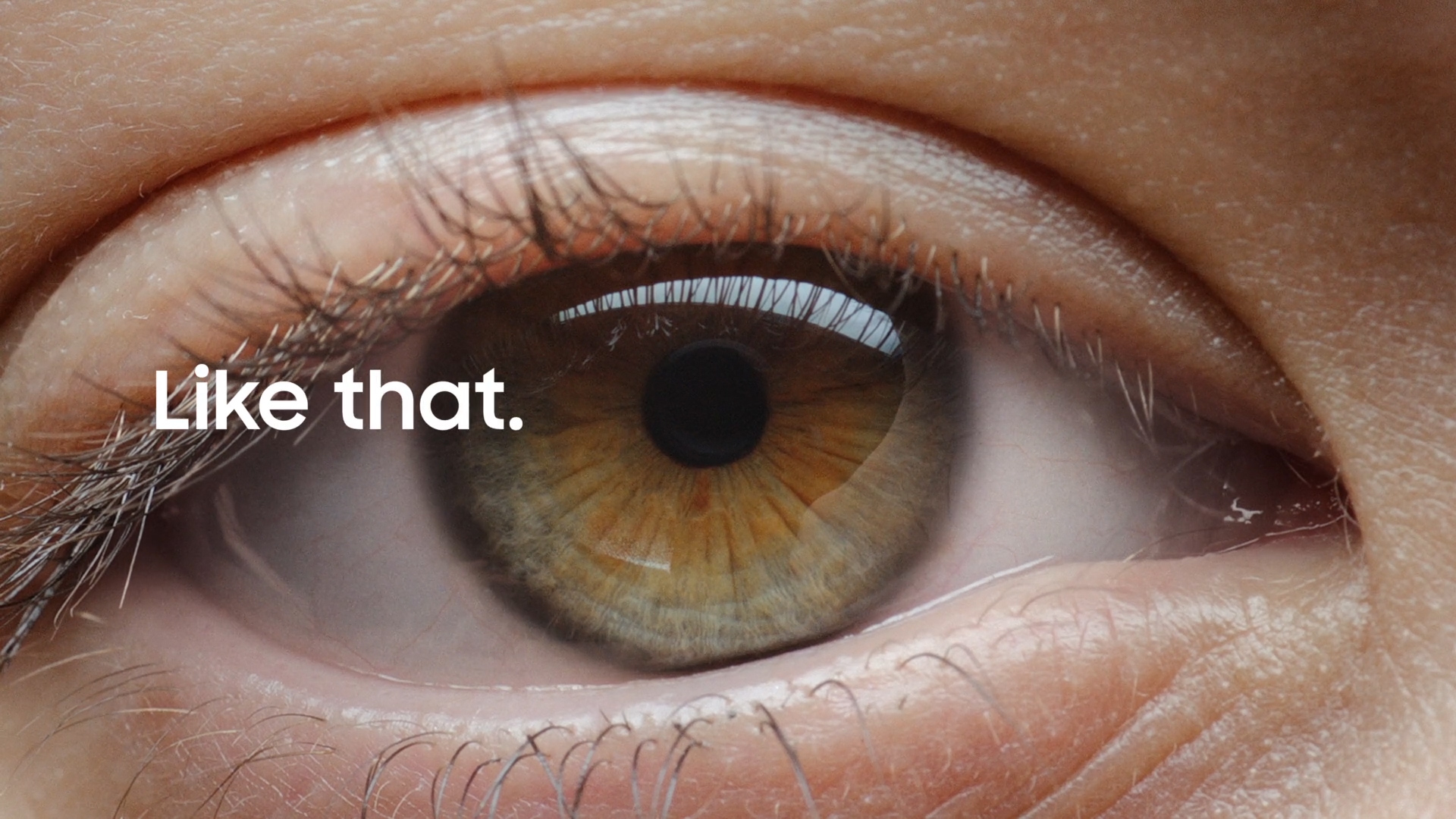 Houdini work on Samsung Galaxy S9 eye