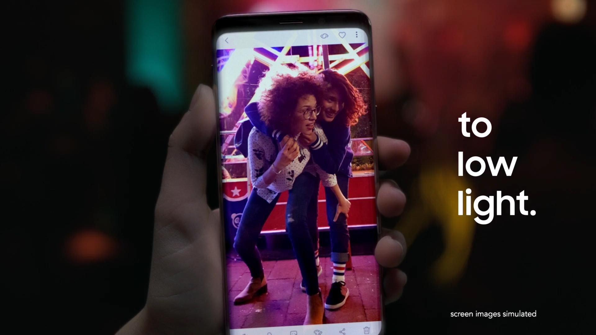 Houdini work on Samsung Galaxy S9 club
