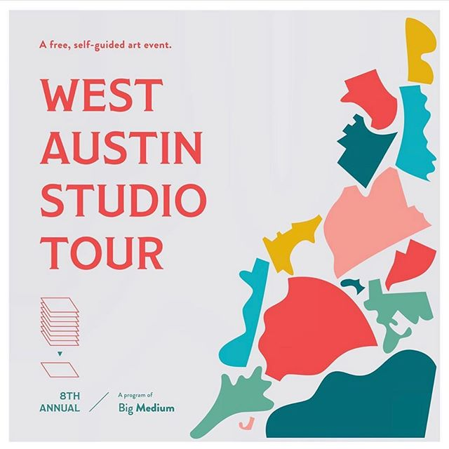 Dear Austin, head over to @fourthworkshop and take a peek at my quilts! Stop #263 4304 Caswell Ave. this weekend and next! #westaustinstudiotour