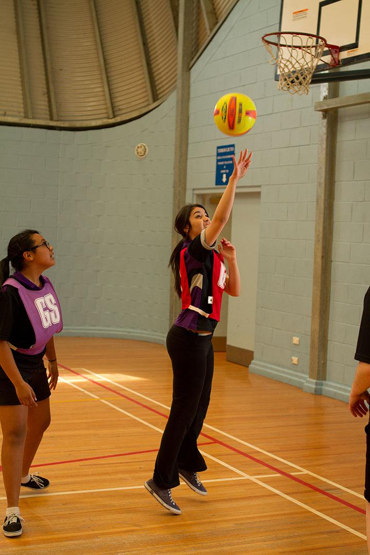 PE at Glenroy College
