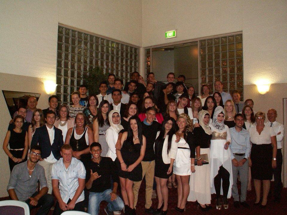 2013 Year 12 Alumni Dinner