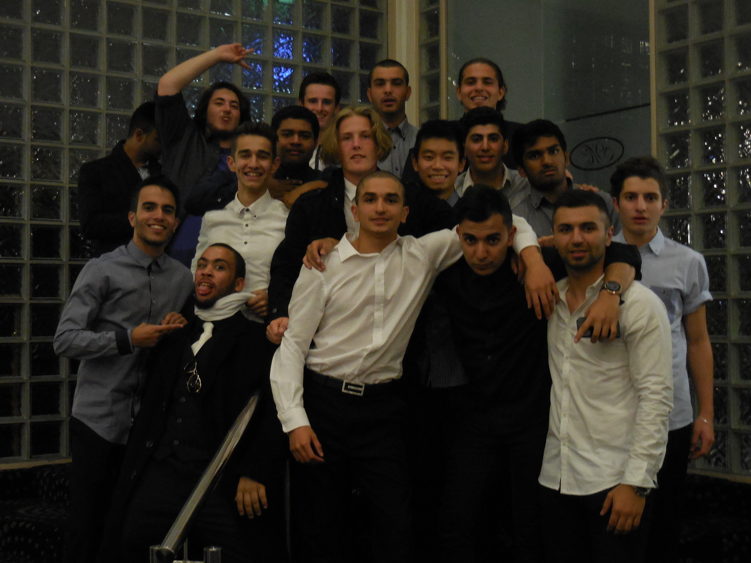 2015 Alumni Dinner