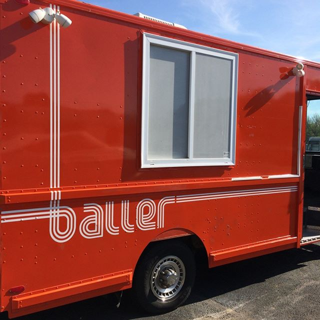 Baller Food Truck for SALE call 479-619-6830 for information