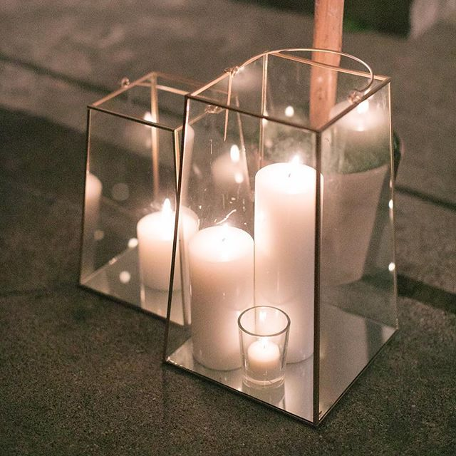 Modern Lanterns --  Chuppah Glow ⠀⠀⠀⠀⠀⠀⠀⠀⠀ Venue: @foreigncinemasf Photo: @annamarksphotography . . . . . #foreigncinema #modernlanterns #chicwedding #sanfranciscowedding #jewishwedding #chuppah #lanterns #modernlanterns #westelm #sfwedding