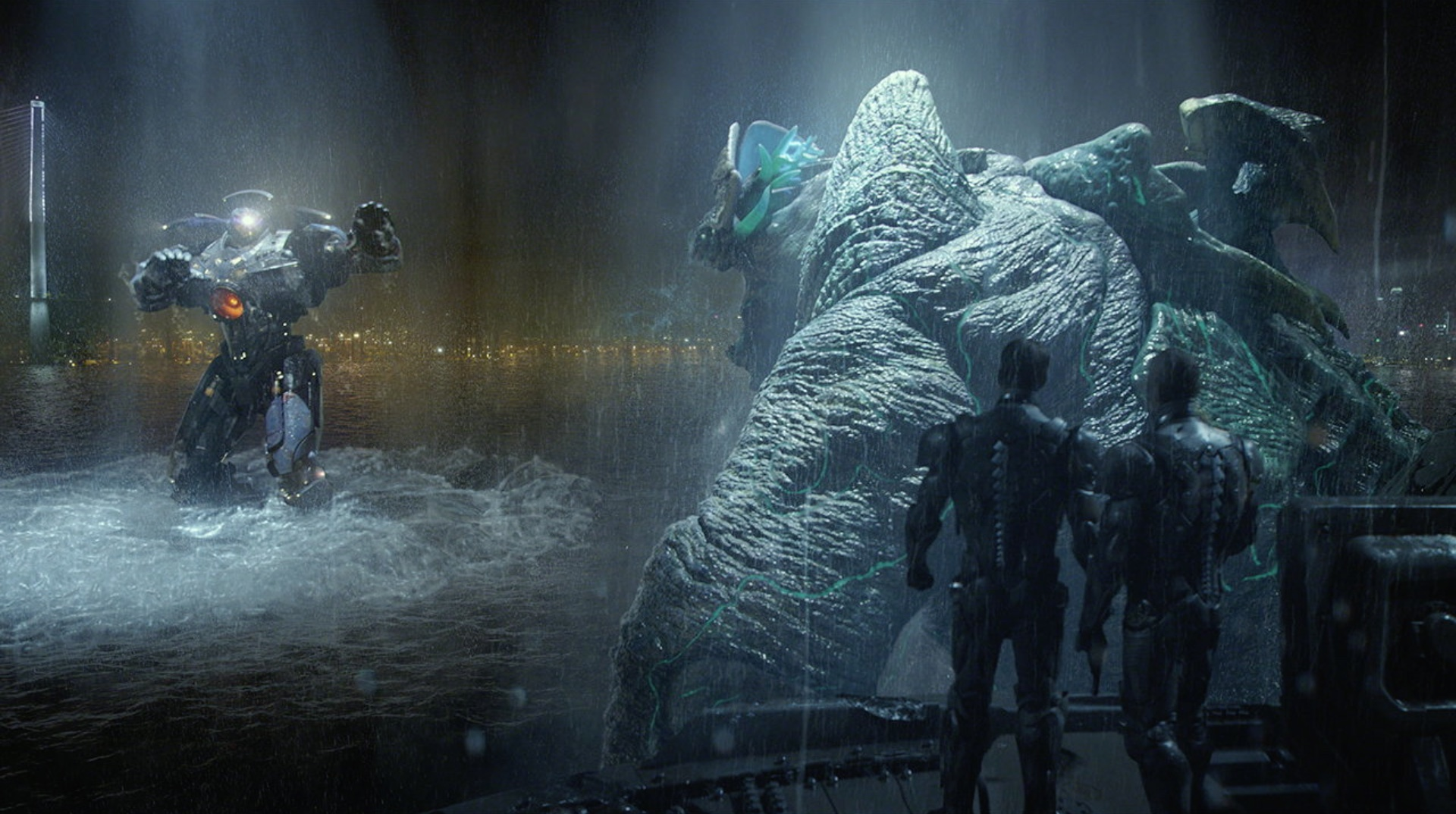 © 2013 Warner Bros. Entertainment Inc. and Legendary Pictures Funding, LLC    This shot is one of the featured images on the Arnold Renderer website:   https://www.solidangle.com/news/pacific-rim/