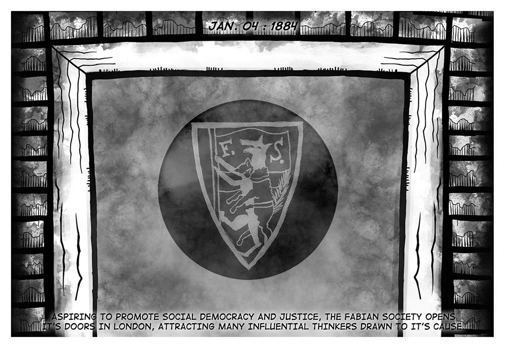 JANUARY 04, 1884: THE FABIAN SOCIETY