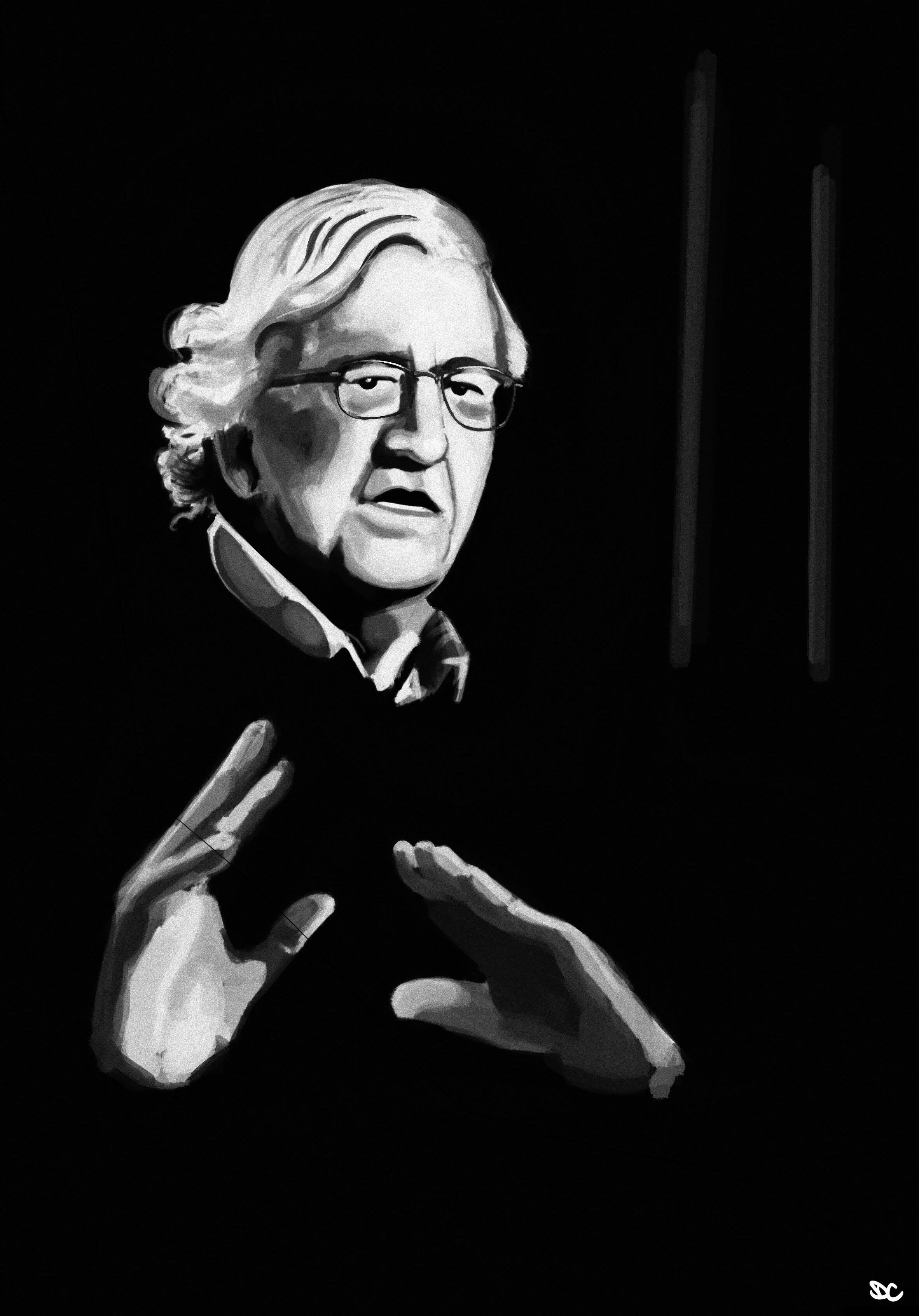 Profiles: Noam Chomsky